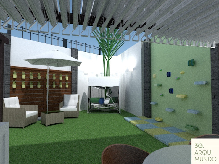 Diseño aplicado a la salud- Belgrano R de Arquimundo 3g - Diseño de Interiores - Ciudad de Buenos Aires Moderno