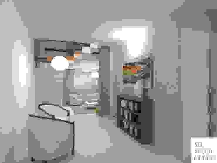 Diseño aplicado a la salud- Belgrano R Estudios y oficinas modernos de Arquimundo 3g - Diseño de Interiores - Ciudad de Buenos Aires Moderno