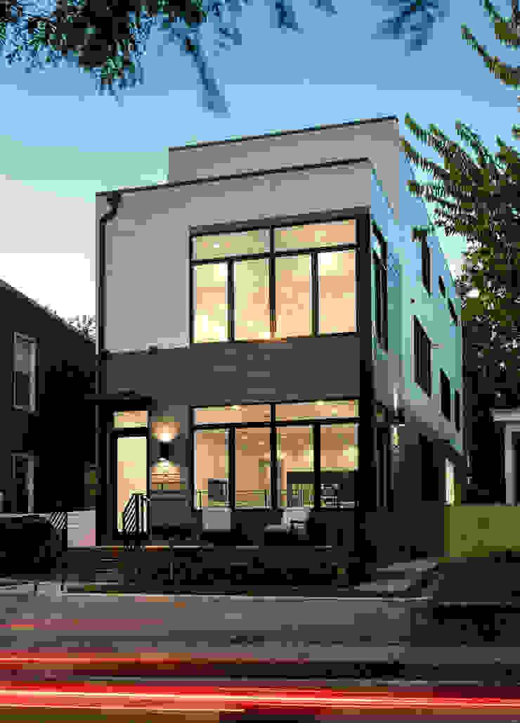 Kenyon St Modern Houses by KUBE architecture Modern