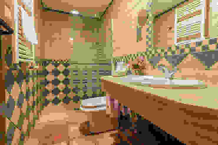 러스틱스타일 욕실 by Lares Home Staging - Photography 러스틱 (Rustic)