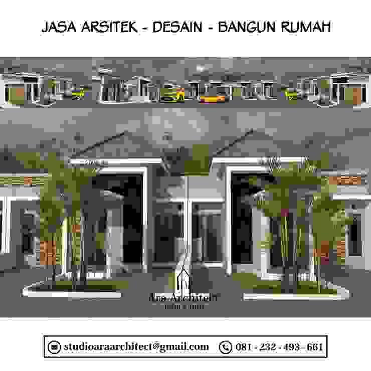 Desain Perumahan Bapak Tarman Tipe 40 Mojokerto Ara Architect Studio