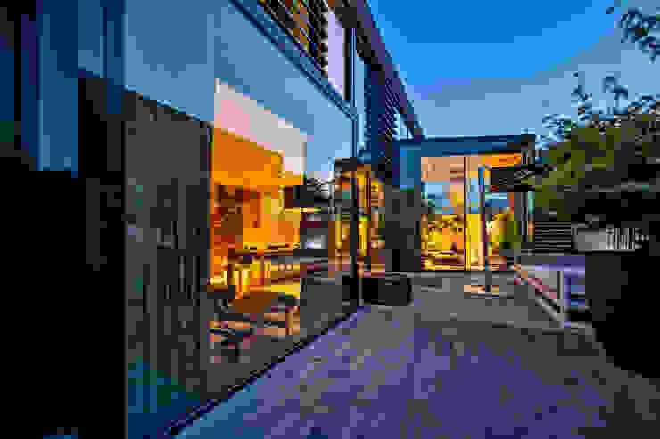 Woonhuis MNRS Eindhoven Moderne huizen van 2architecten Modern