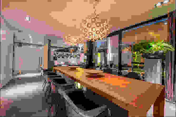 Woonhuis MNRS Eindhoven Moderne eetkamers van 2architecten Modern