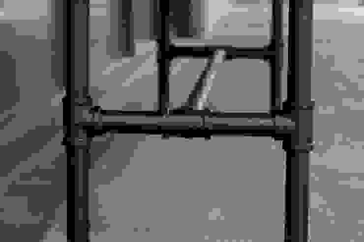水管長凳訂製: 產業  by ForHome, 工業風