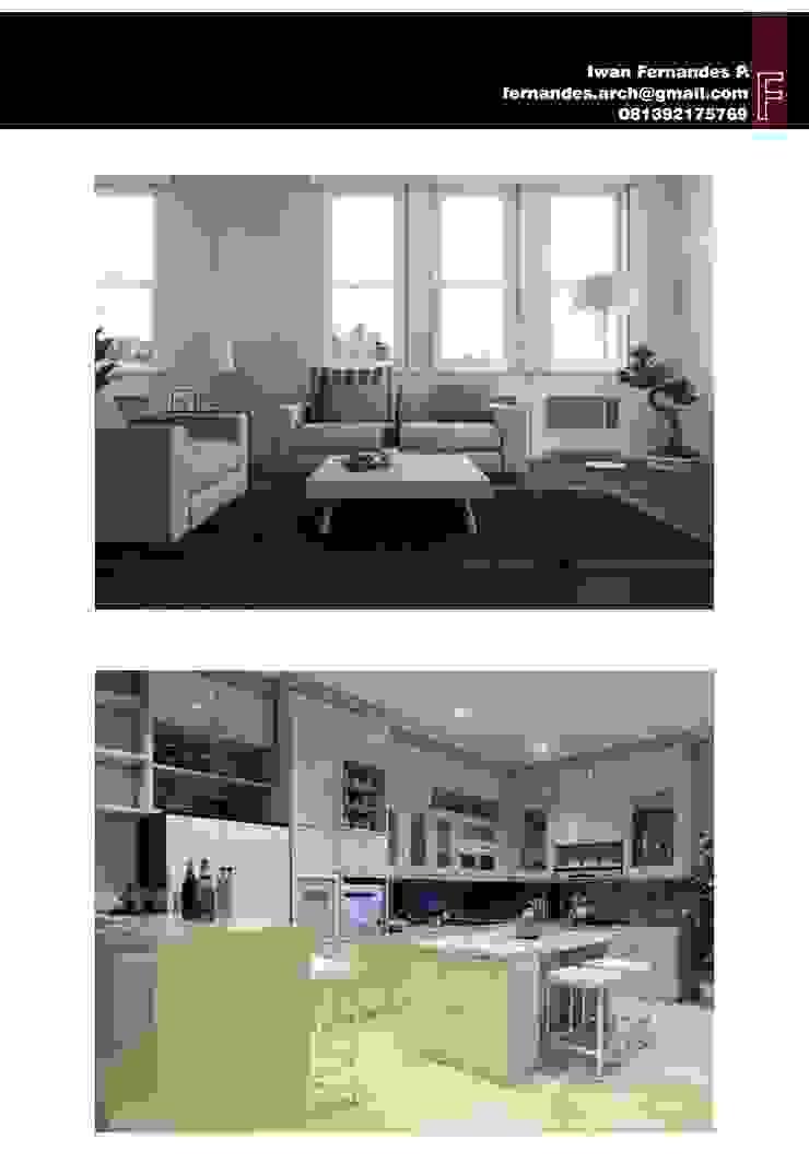 Fernandes Arch Ruang Keluarga Modern Oleh fernandes.arch Modern