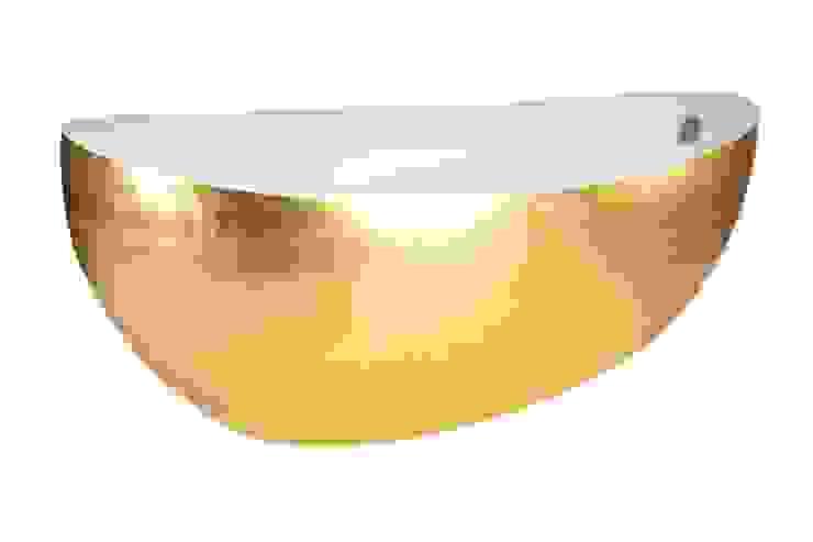 Villeroy & Boch Aveo Monolith mit 24-karätiger Blattvergoldung und Schutzlackierung Moderne Badezimmer von RGenau Industries KG Modern