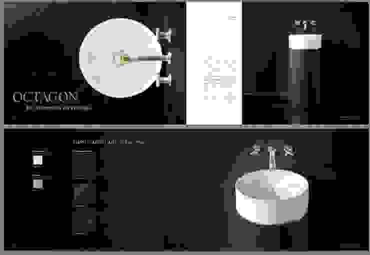 Modern bathroom by higloss-design.de - Ihr Küchenhersteller Modern Ceramic