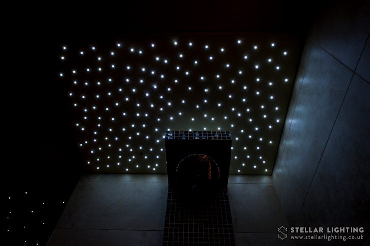 Led Star Ceiling For Showers Por