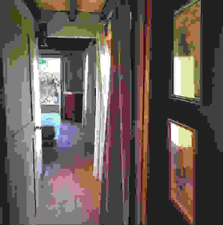 CASA DINAMICA | Arquitectos de Interiores | Bogotá ห้องนอน คอนกรีต Green