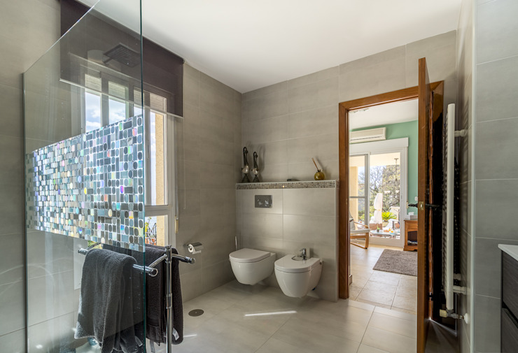 Baño Home & Haus | Home Staging & Fotografía Baños de estilo mediterráneo