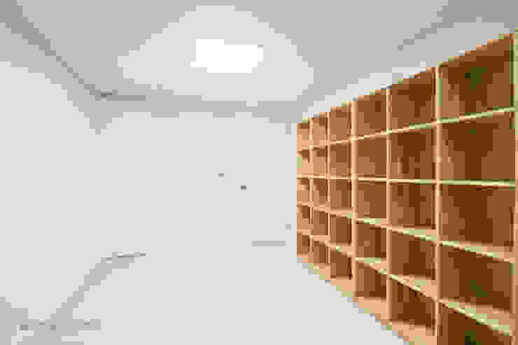 동탄인테리어 동탄메타폴리스 54평 아파트 by.n디자인 모던스타일 미디어 룸 by N디자인 인테리어 모던
