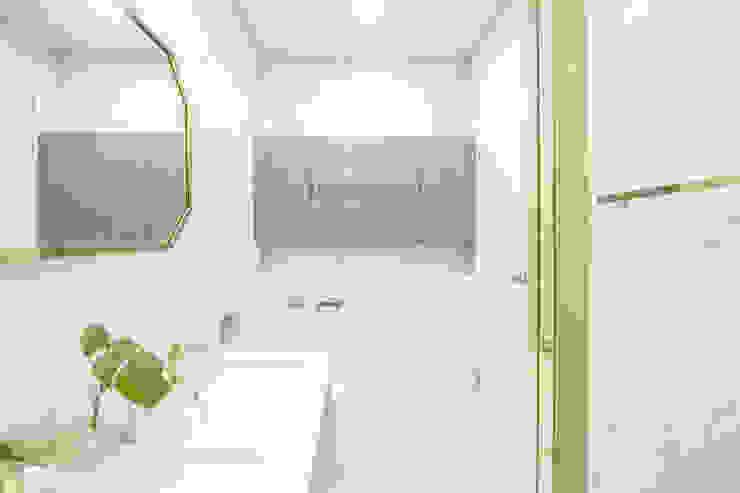 동탄인테리어 동탄메타폴리스 54평 아파트 by.n디자인 모던스타일 욕실 by N디자인 인테리어 모던