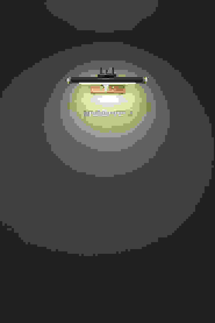 동탄인테리어 동탄메타폴리스 40평 아파트 인테리어 by.n디자인인테리어 모던스타일 복도, 현관 & 계단 by N디자인 인테리어 모던