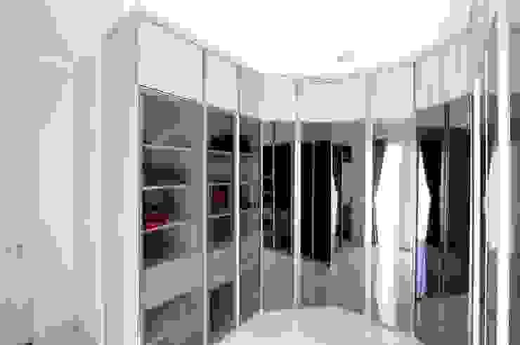 Apartment Royal Ruang Ganti Modern Oleh iwan 3Darc Modern