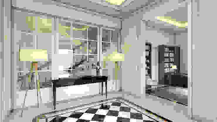 Salas de estilo moderno de iwan 3Darc Moderno