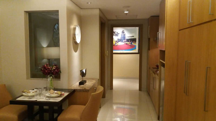 U Residential BSD Jakarta Koridor & Tangga Modern Oleh iwan 3Darc Modern