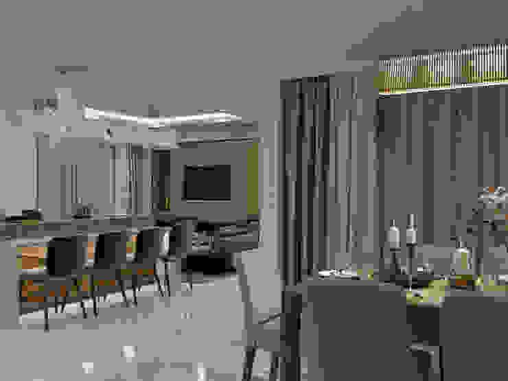 Dinning area by Linken Designs