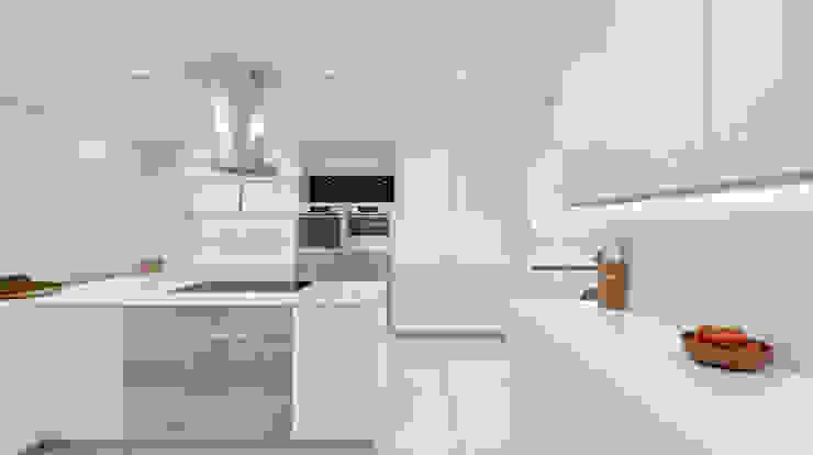 Rivonia kitchen view 2 by Linken Designs