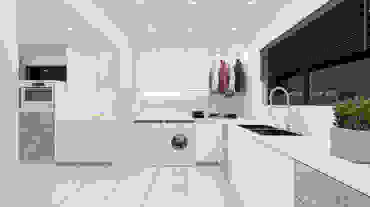 Rivonia kitchen view 4 by Linken Designs