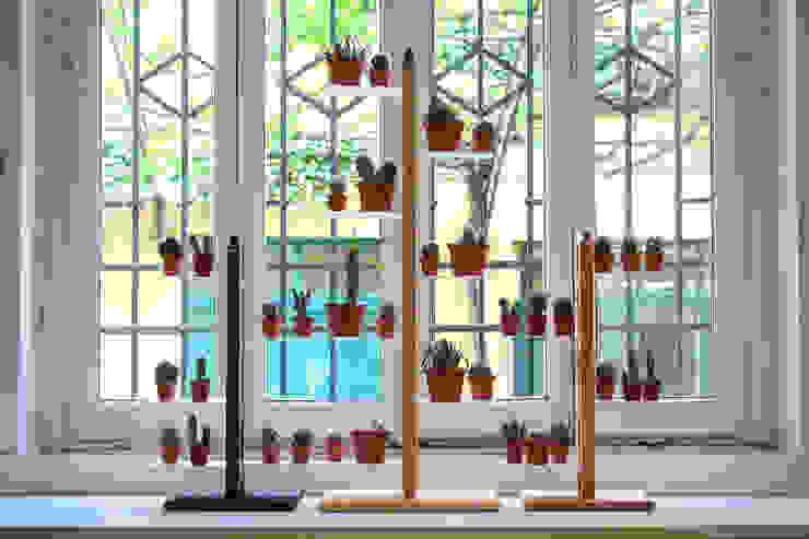 Le zie di Milano Raumbegrünung Massivholz