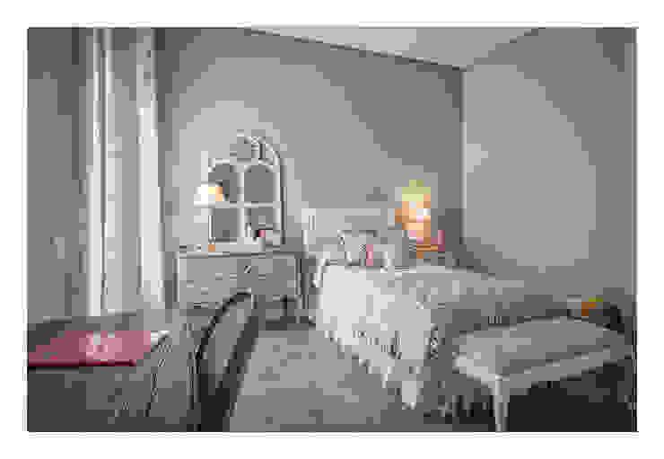 Casa en la Corredera Idearte Marta Montoya Dormitorios infantiles de estilo clásico