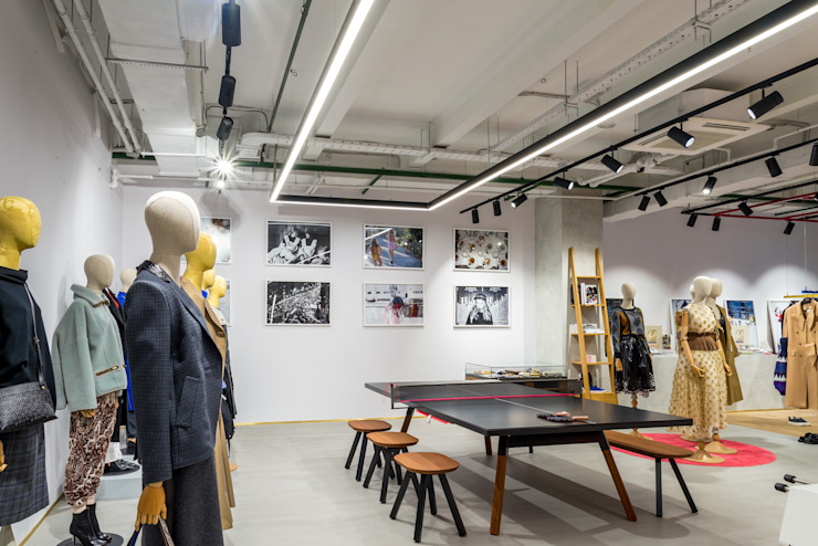 VIART Eclectic style offices & stores