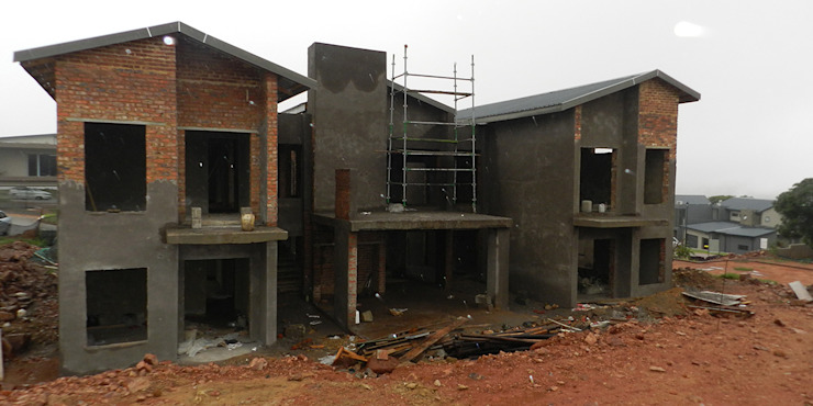 Modern Family Home Modern houses by TOP CENTRE PROPERTIES GROUP (PTY) LTD Modern