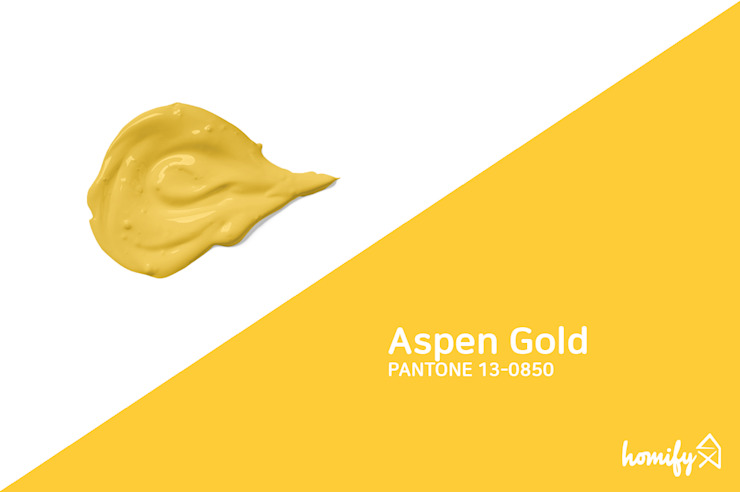 Aspen Gold by Geonyoung Lee - homify