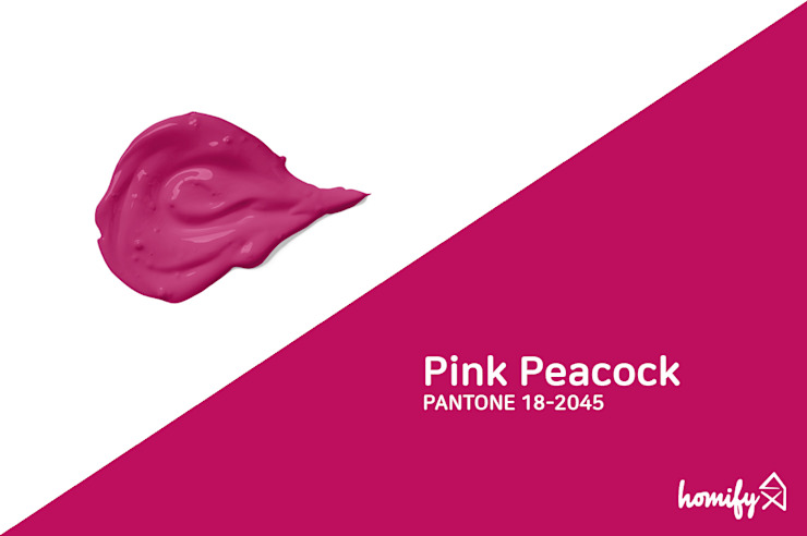 Pink Peacock by Geonyoung Lee - homify