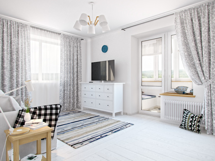 Nursery/kid's room oleh ЕвроДом