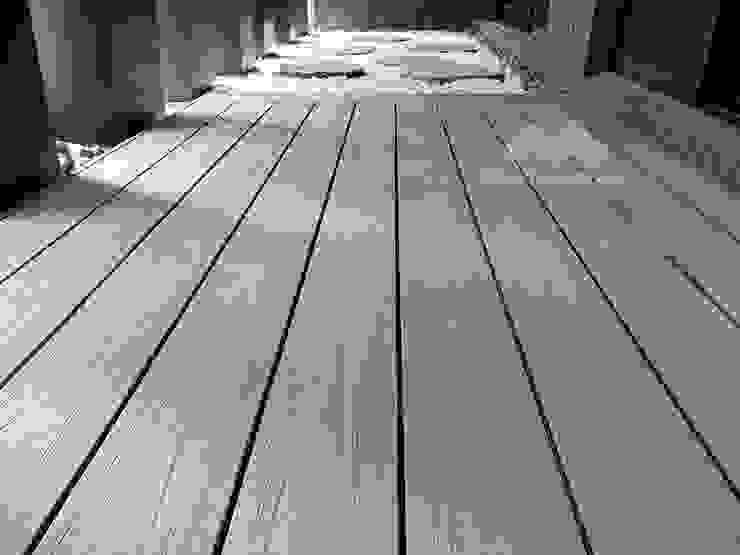 長虹天馥─塑木地板 根據 新綠境實業有限公司