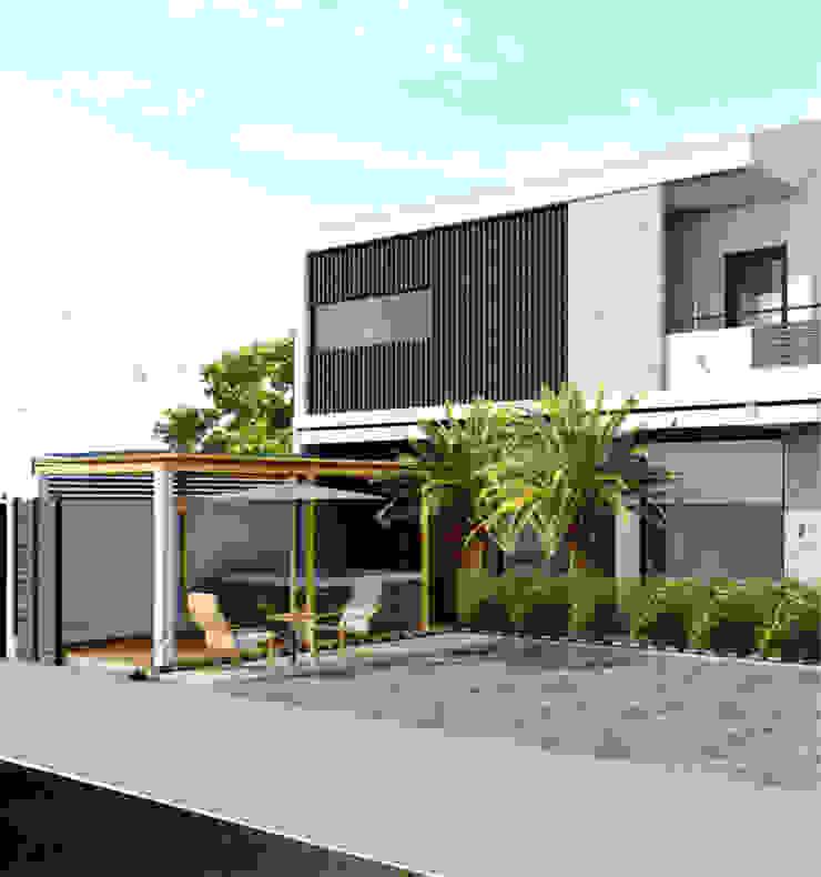 de DESIGNEER ARCHITECT INDONESIA Tropical Derivados de madera Transparente