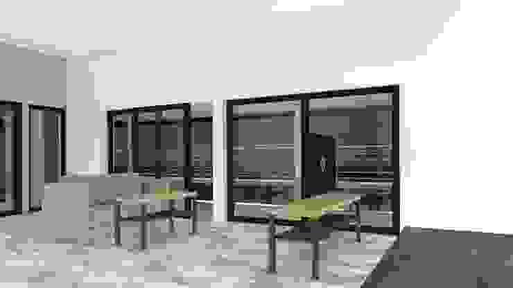 บ้านจำลอง 3D คุณช้าง โดย บริษัท พี นัมเบอร์วัน ดีไซน์ แอนด์ คอนสตรัคชั่น จำกัด โมเดิร์น