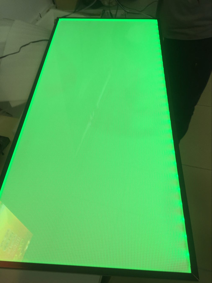 Bench top backlit panel: industrial  by MAX Illumination, Industrial