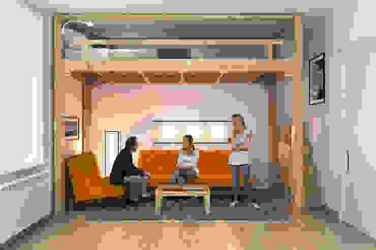 cinius s.r.l. Minimalist living room