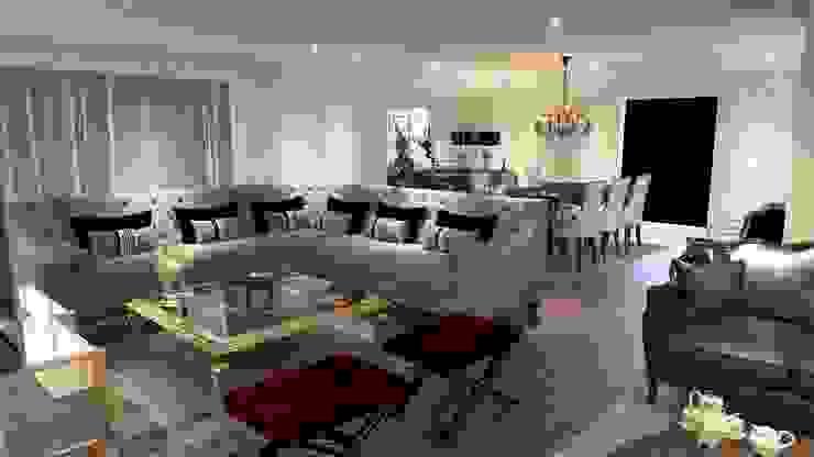 Koltuk seçimi Modern Oturma Odası ANTE MİMARLIK Modern