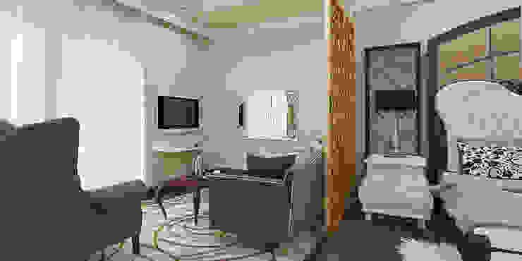 Aynalar Klasik Yatak Odası ANTE MİMARLIK Klasik