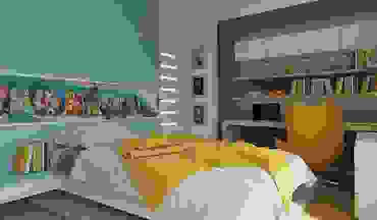 Erkek çocuk odası ANTE MİMARLIK Modern
