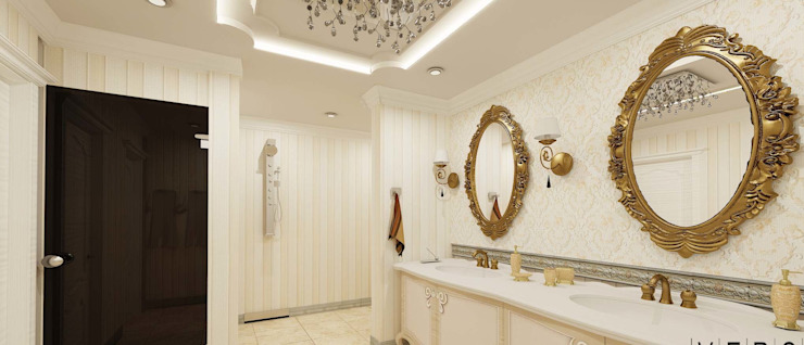 Classic style bathroom by ANTE MİMARLIK Classic