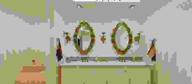 Hamam Klasik Banyo ANTE MİMARLIK Klasik