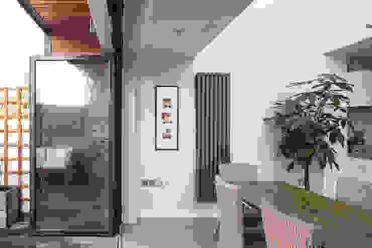 Stondon Park Red Squirrel Architects Ltd Dapur Modern