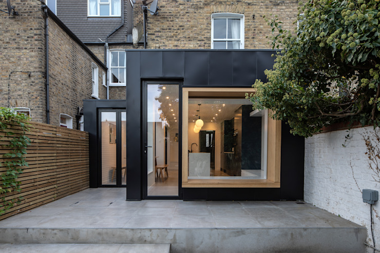 Fermor Red Squirrel Architects Ltd Modern houses
