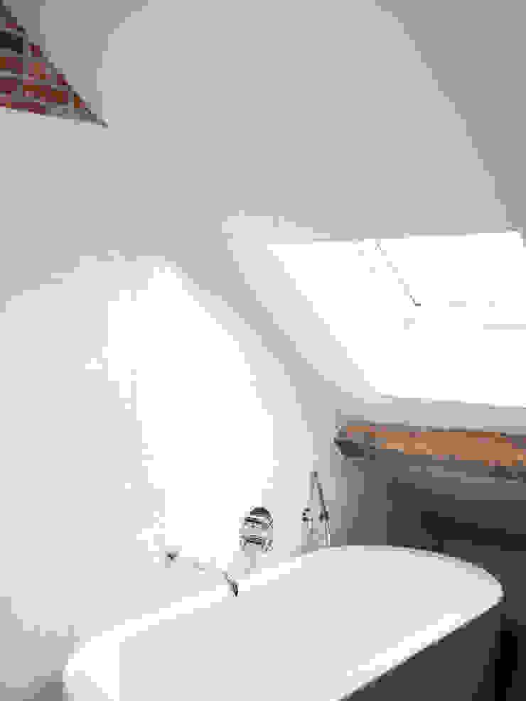 Badkamer Industriële badkamers van De Nieuwe Context Industrieel Keramiek