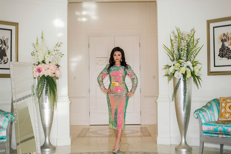 Gorgeous Katrina Antonovich — the Top Exterior Designer by Luxury Antonovich Design