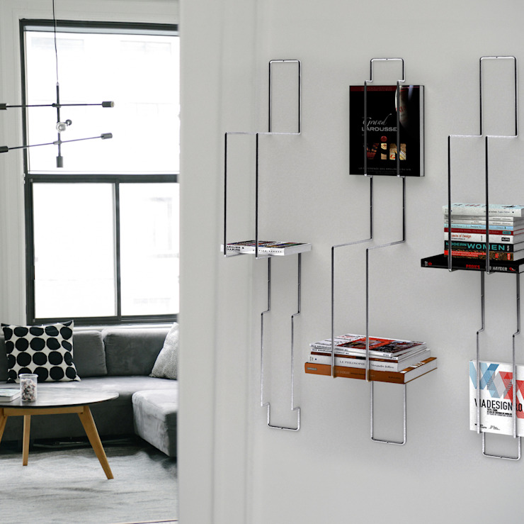 PIKO Edition. Living roomShelves