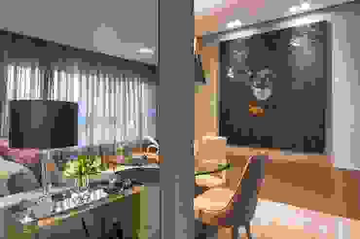 Studio Urbano BG arquitetura | Projetos Comerciais Salas de jantar modernas