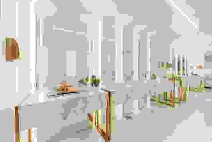 Projeto de Interiores Comercial | Casa para Festas BG arquitetura | Projetos Comerciais Locais de eventos modernos