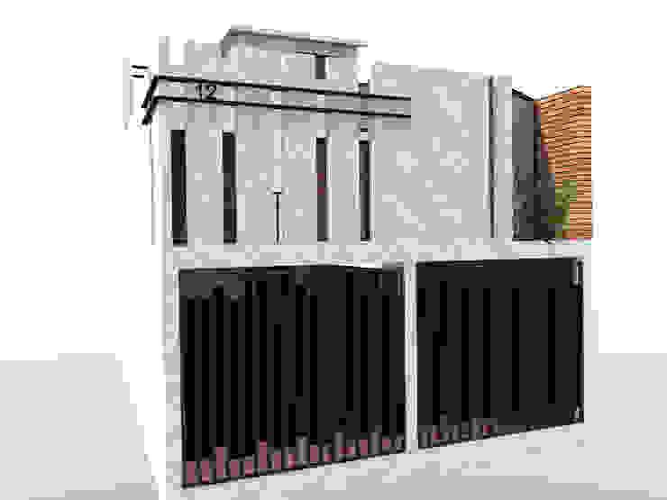 Remodelación Casa Habitación de Prototype studio Moderno