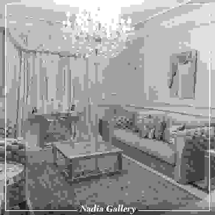 NADIA .Gallery ในครัวเรือนของตกแต่งและอุปกรณ์จิปาถะ ไม้ Grey
