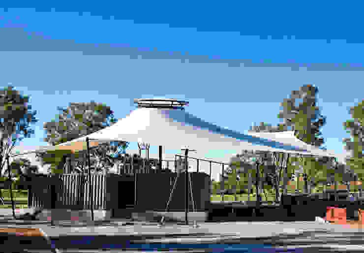 Jasa Pembuatan Tenda Membrane:modern  oleh Sumber Awning, Modern